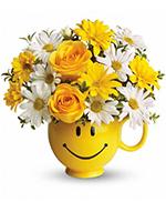 Teleflora's Be Happy Bouquet